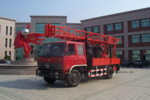 Xitan DDP-300 Truck Mounted Water Well Core Exploration Drilling Rig pictures & photos