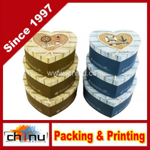 Clovery Fancy Design Decoration Gift Box Treat Box Pack of 3 (12C6) pictures & photos