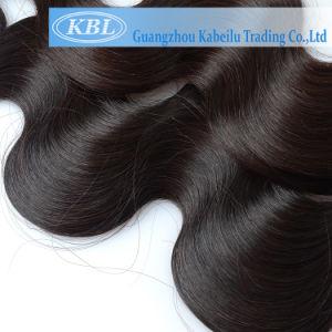 Black Hair Brazilian Big Wave Human Hair Extension pictures & photos