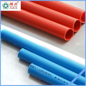 Made in China 20mm Colored PVC Pipe pictures & photos