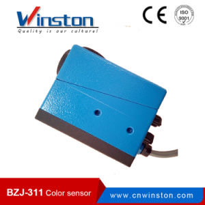 Bzj-311 Color Mark Contrast Photocell Sensor with Ce pictures & photos