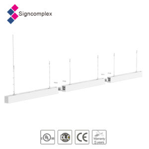 Single Run Various Installation 20W 40W 50W Linear Suspended LED Light pictures & photos