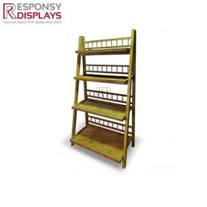Multi-Layer Promotion Floor Standing Wine 36 Bottles Display Showing Rack Holder pictures & photos