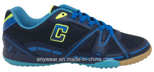 Men′s Soccer Turf Shoes Football Boots with Rubber Outsole (815-9455) pictures & photos