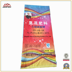 Colorful Printed PP Bag Use for Packing Fertilizer pictures & photos