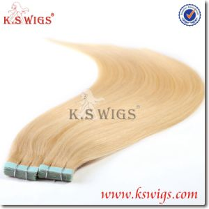 Good Quality Tape Hair, Tape in Real Human Hair Extension pictures & photos