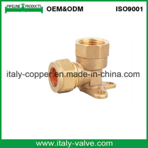 OEM&ODM Quality Brass Forged Reduce Compression Coupling (AV7003) pictures & photos