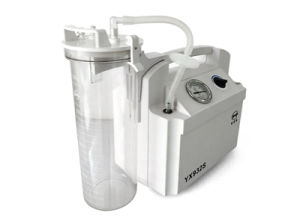 Portable Low-Vacuum Low Pressure Aspirator (Amniotic Fluid) Suction Unit (SC-YX932S) pictures & photos