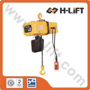 Drop Electric Chain Hoists Ehc Type Electric Hoist pictures & photos