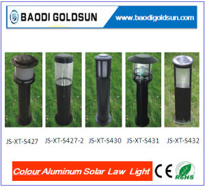 Improved Cordless Aluminum Solar Path Lawn Lights pictures & photos