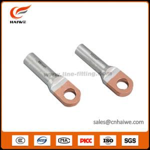 European DTC Types Copper Aluminum Bimetallic Cable Lug pictures & photos