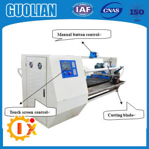 Gl-701 Automatic Adhesive Tape Cutting Machine / Tape Slitter Machine pictures & photos