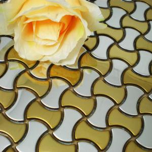 Home Diamond Plating Mosaic Tile Building Elements Kitchen Mosaic Tiles Mosaic pictures & photos