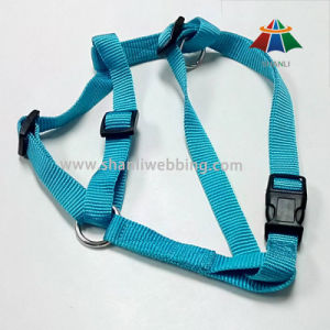 Green Medium-Sized Nylon Dog Harness pictures & photos