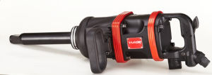 """1"""" Impact Wrench with 7"""" Long Avnil 3600ft-Lbs Torque"""