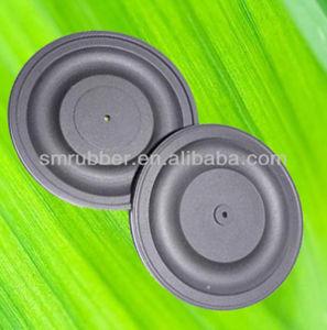 Custom Molded EPDM Rubber Diaphragm pictures & photos