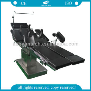 CE&ISO Approved Electric Hydraulic AG-Ot009 Operating Room Tables pictures & photos