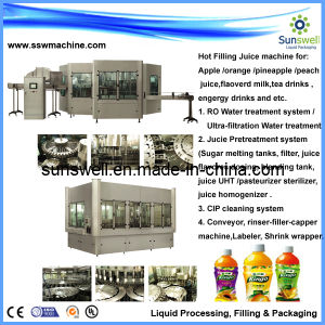 Pet Bottle Automatic Juicer Making Machines pictures & photos