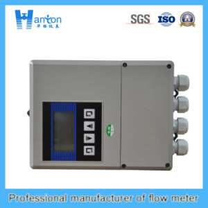 Fixed Type Liquid Ultrasonic Flowmeter (HT-007) pictures & photos