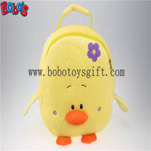 "11.8""Lovely Yellow Duck Children Plush Backpack Bos-1231/30cm pictures & photos"