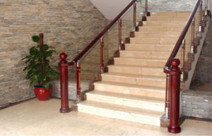 Stainless Steel Stair Railing Project Building Material (JBD-B2) pictures & photos