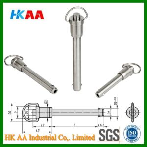 Ball Lock Pins with Grip Ring, Self-Locking, Stainless Steel pictures & photos