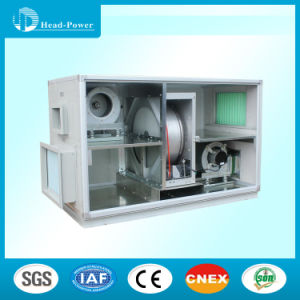 3000 M3/H Plate Type Fresh Air Heat Recovery Unit with Centrifugal Exhaust Fan pictures & photos