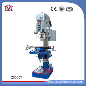 Frequency Speed Vertical Drilling Machine with Stepless Speed Z5050V pictures & photos