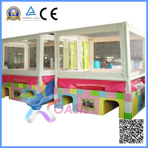 Indoor Soft Playground 2014 New Design Ball Pool Playground pictures & photos