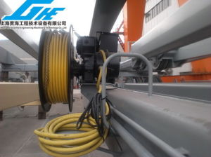 Magnetic Coupling Cable Drum Used for Electro-Hydraulic Grab (GHE-MCCD-1300) pictures & photos