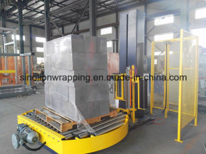 Sinolion Full Auto Pallet Wrapper pictures & photos