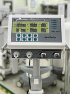 Medical/Hospital Ventilator Lh8400 for Operation and Rehabilitation pictures & photos