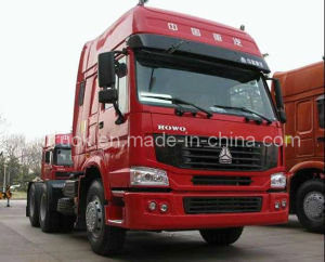 Sinotruk 6X4 HOWO Tractor Truck (ZZ4187S3511W) pictures & photos