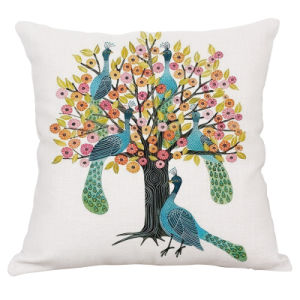 Sublimation Custom Printed Cushion Polyester Padding 3D Cushion Cover for Home Design pictures & photos