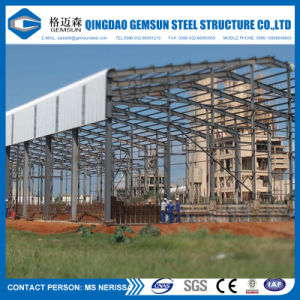 Construction Steel Structure H Beams Frame Buildings pictures & photos