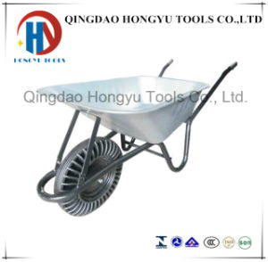Competitive Price Industrial Heavy Duty Wheelbarrow (WB6414S) pictures & photos