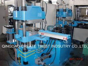 New Advanced Plate Vulcanizing Press with Full Automatic Control pictures & photos