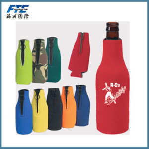 Neoprene Printed Beer Bottle Stubby Holder pictures & photos
