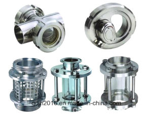 Sanitary Straight Clamped Sight Glass pictures & photos