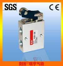 Roller Lever Type Solenoid Mechanical Valve (S3R-08)