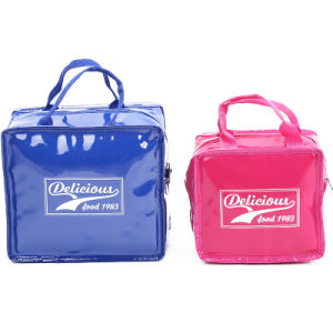 New Design Insulated Zero Degrees Inner Cool Lunch Cooler Bag pictures & photos