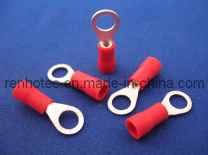 Insulated Ring Terminal Connector, Terminals pictures & photos