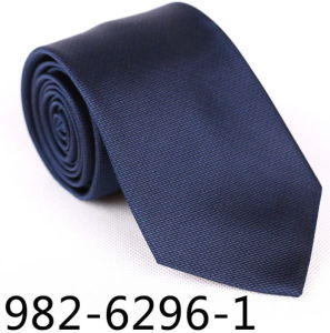 New Design Fashionable Novelty Solid Tie (6296-1) pictures & photos