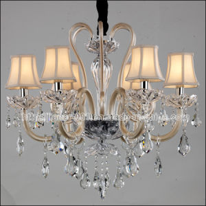 European Style Crystal Chandelier for Home in Light Gold pictures & photos
