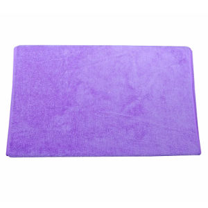 Microfiber Cleaning Cloth (for car cleaing) pictures & photos