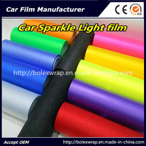 Sparkle Shining Car Tail Light Tint Tail Lamp Film 0.3*9m pictures & photos