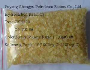 C9 Petroleum Resin for Rubber Tire Paint Ink Adhesives pictures & photos