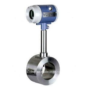Gas or Steam Mass Flow Meter-Volumn Vortex Flow Meters pictures & photos