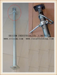 Scaffolding Prop Painted/Galvanized Adjustable Metal Prop pictures & photos