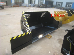 Loader Wing Snow Bucket for Europe Markets pictures & photos